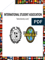 International Student Assosication
