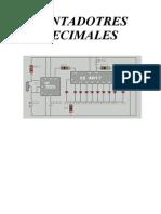 Contadores decimales HEF4017BP
