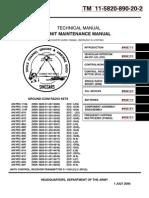 064245 USArmy ICOM Radio Maintenance