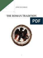 Guido de Giorgio - The Establishment of a Traditional Society