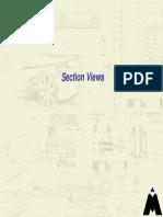 Section Views(catia v5(