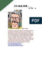 Alfabeto do Velho Oeste - Letra I - Super Ilustrado - Wilson Vieira – Caricatura