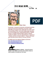 Alfabeto do Velho Oeste - Letra R - Super Ilustrado - Wilson Vieira – Caricatura