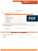 Reloading Application Forms