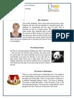 Mid-Term Exam Readings 2013-II