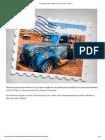 Transformando Imagens Em Selo Postal