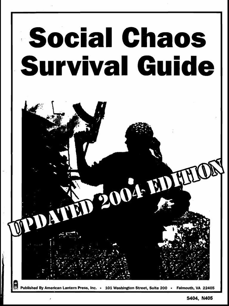 Social choas survival guide patriot act federal bureau of social choas survival guide patriot act federal bureau of investigation fandeluxe Gallery