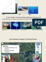 "Tom Doyle ""Ocean Tracking Network"""