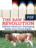 The Raw Milk Revolution by David Gumpert [Book Preview]