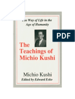 The Teachings of Michio Kushi