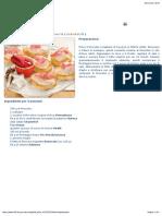 LIDL Bruschetta Al Finocchio Con Salame
