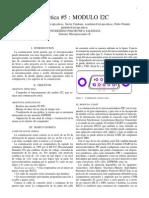 informe i2c