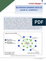 Autour Du Concept Competence