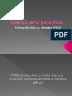 Doença renal policística
