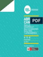 Brochure InterCLIMA 2013