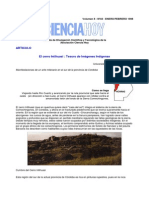 Ana Rocçchietti -Cerro Intihuasi