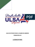 DelaSalle Guia Admision