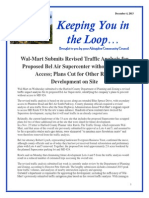 Keeping You in the Loop 12 4 2013 Walmart New Plan