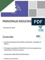 EB-Resultados PISA 2012