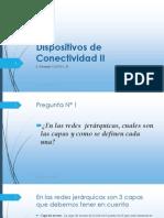 Dispositivos de Conectividad II