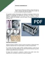 Proceso de Fabricación del Monoblock de un Motor