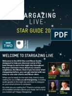 Bbc Stargazing Live Star Guide