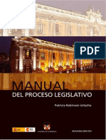 Manual Del Congreso de Patricia Robinson