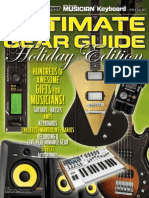 The Ultimate Gear Guide - Holiday Edition 2013