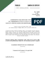 Commissione Stragi - XXIII n.64 Vol I Tomo III