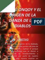 El Taki Onqoy y El Origen de La