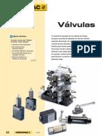 ENERPAC valvulas hidraulicas