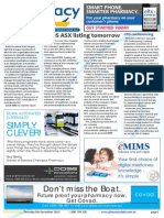 Pharmacy Daily for Thu 05 Dec 2013 - EBOS ASX listing tomorrow, CHC supports WHO strategy, Pharmacist-led CV care, Travel specials and much more