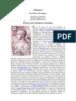 """""""Albert Leo Schlageter"""" (26.mai.1933) por Martin Heidegger. Traducción y estudio preliminar de Nicolás González Varela"""