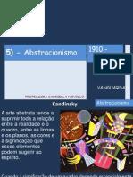 5-Abstracionismo