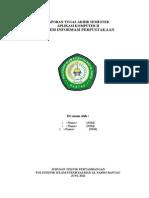 Sistem Informasi Perpustakaan