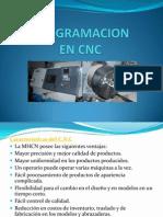 Programacion en CNC