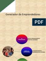 Generador de Emprendedores