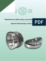 Catalogo Rodamientos Rodillos Conicos Isb