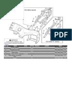 Aprilia_RSV Mille - Parts List