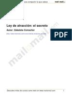 Zabaleta Consultor - Ley de Atraccion - El Secreto