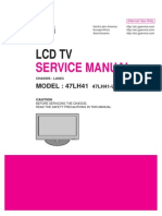 Lg 47lh41-Ue.accvlhr Service Manual