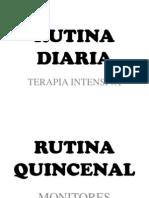 RUTINAS