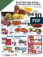 King Soopers超级市场12月4日到10日优惠