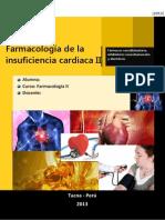 Farmacologia de La Insuficiencia Cardiaca II