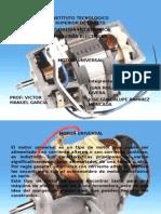 Motor Universal Maquinas