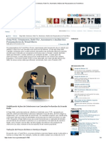 Deep Web, Criminosos, Rede Tor, Anonimato e Análise dos Pesquisadores da Trend Micro