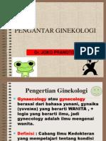 1-pengantarginekologi-130215072823-phpapp01