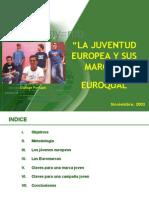 Informe Juventud Europea