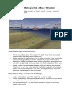 Offshore Structure Design