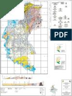 Mapa Geologico Del Magdalena